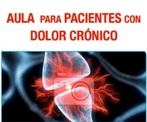 aula para pacientes con dolor crónico