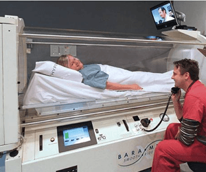 cámara hiperbárica