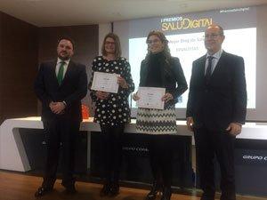 Premios salud digital